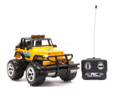 R/C Off-road Vehicle Yellow