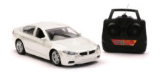 R/C Scenery Racing Car Chargeable - White