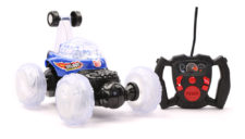 R/C Stunt Car Large Chargeable Blue