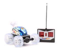 R/C Stunt Car Small Non-chargeable - Blue