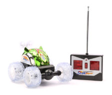 R/C Stunt Car Small Non-chargeable - Green
