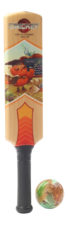 Soft Foam Cricket Bat With Soft Ball - Small