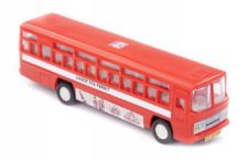 Centy City Bus Red Pullback