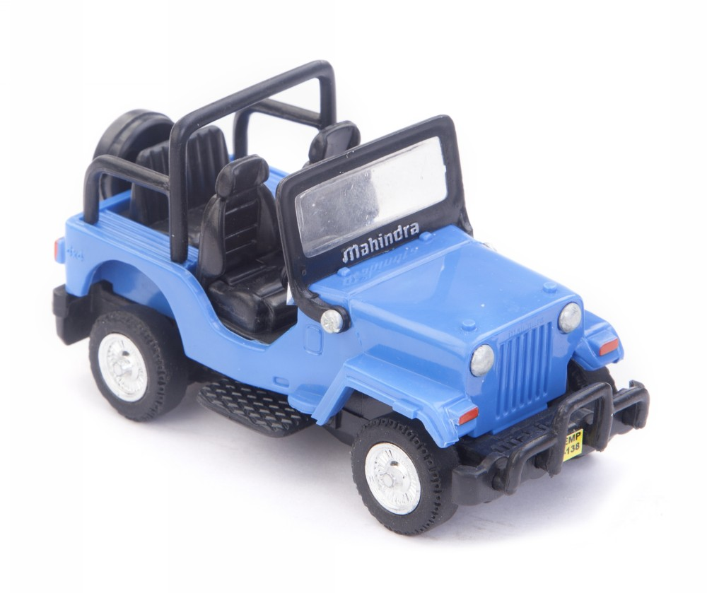 Buy Centy Classic Jeep Pullback Blue Online In India