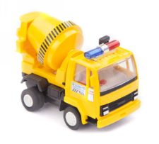Centy Concrete Mixer Yellow Pullback