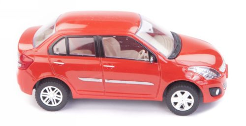 Centy Maruti Suzuki Swift Dezire Red Pullback Car