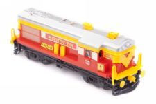 Centy Diesel Locomotive Red Pullback