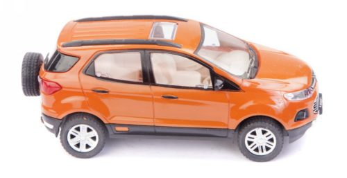 Centy Ford EcoSport Orange Pullback Car