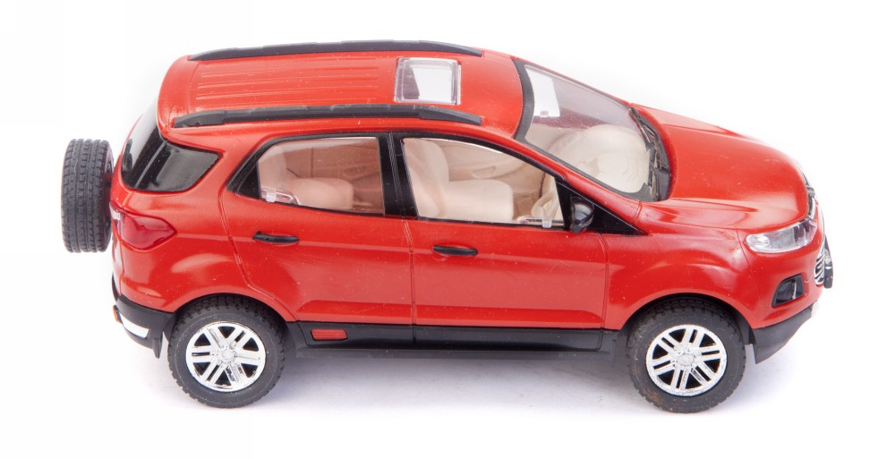 Buy Centy Ford Ecosport Pullback Car Red Online In India