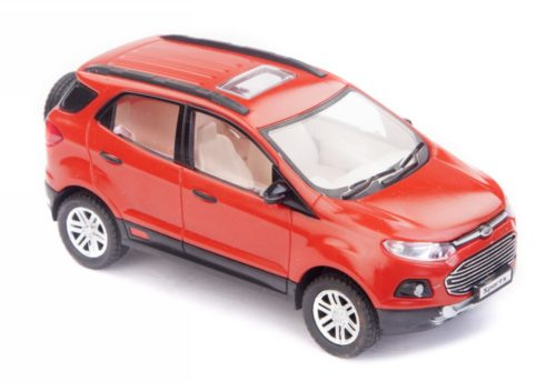 Centy Ford EcoSport Red Pullback Car