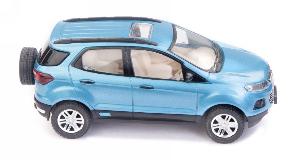 Buy Centy Ford Ecosport Pullback Car Sky Blue Online In