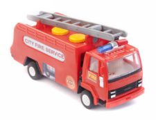 Centy Fire Tender Red Pullback