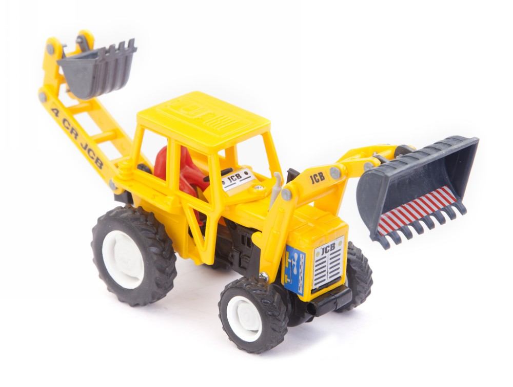 Buy Centy Jcb Earth Mover Pullback Yellow Online In India