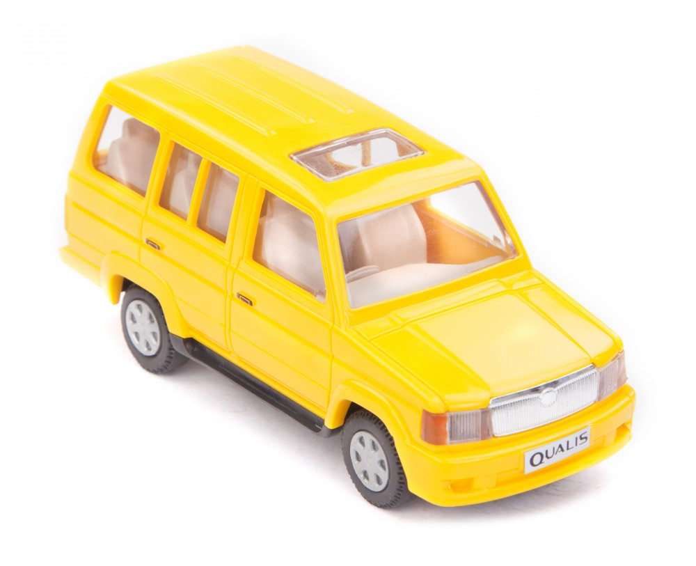 Buy Centy Toyota Qualis Pullback Car Toy Yellow Online In India