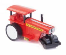 Centy Road Roller Red Pullback