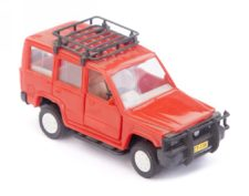 Centy Tata Sumo Red Pullback Car