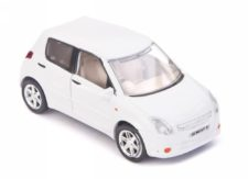 Centy Maruti Suzuki Swift White Pullback Car