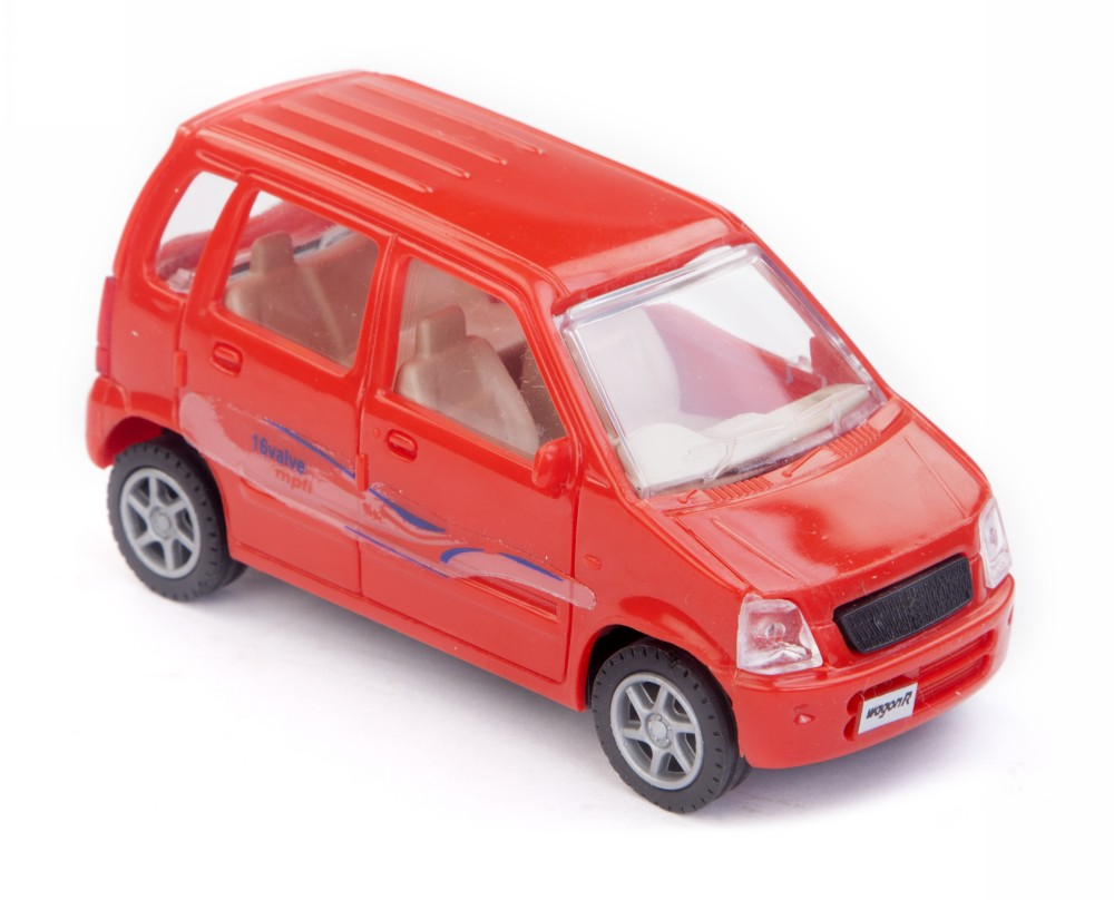 buy centy maruti suzuki wagon r pullback car red online in india kheliya toys. Black Bedroom Furniture Sets. Home Design Ideas