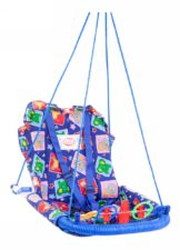 Baby Swing Cotton Blue