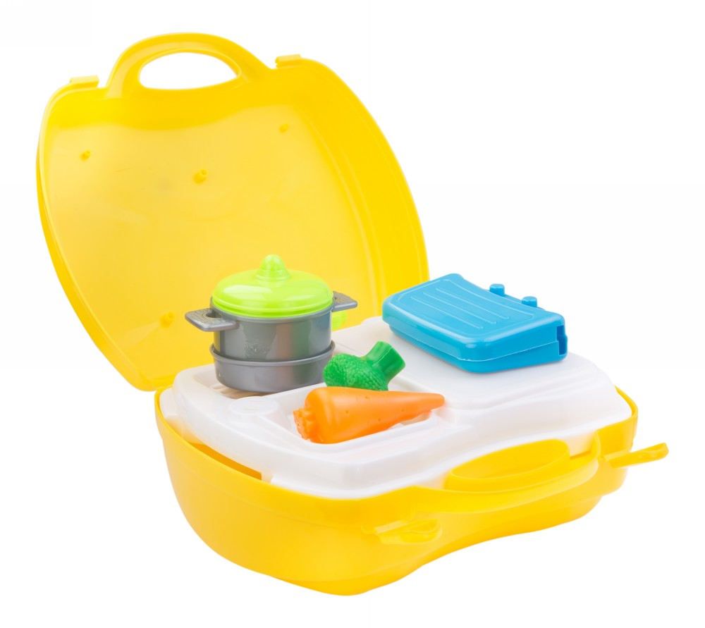 Buy dream kitchen set online in india kheliya toys for Model kitchen set 2016