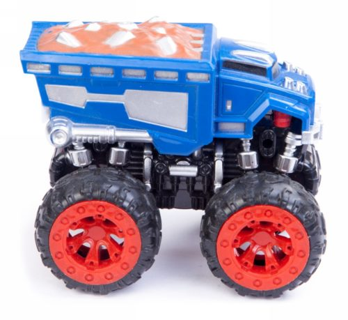 Friction Car Monster Truck Blue