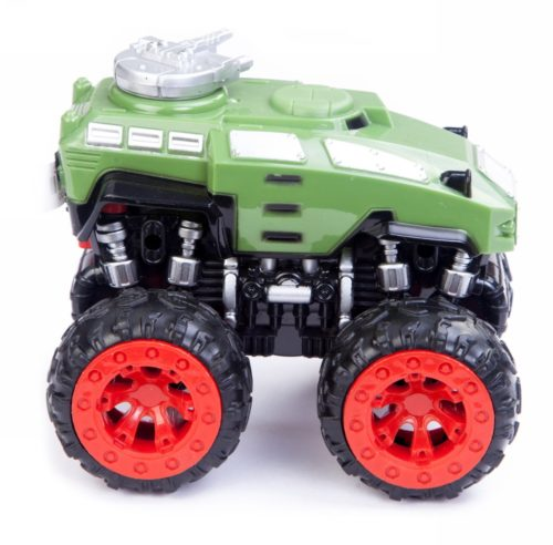 Friction Car Monster Truck Green