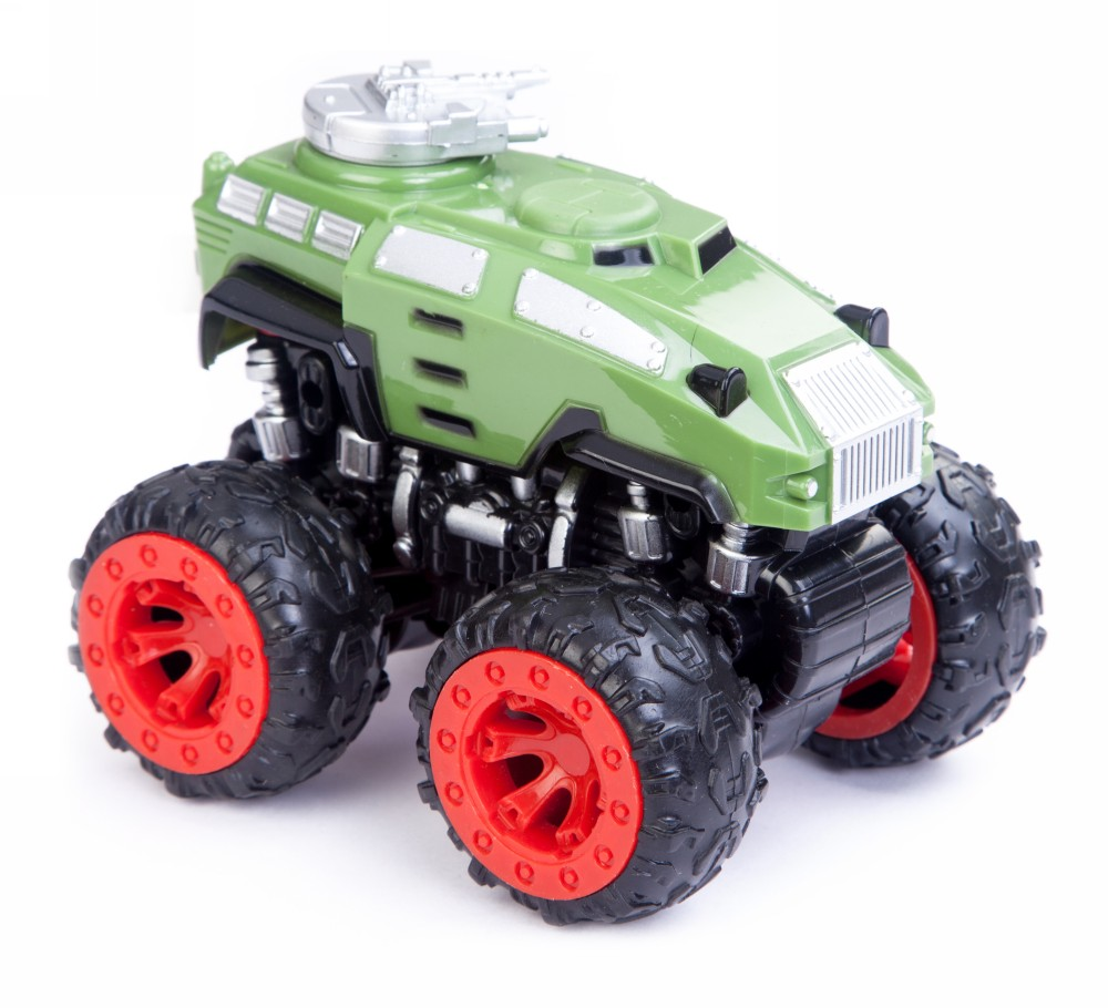 Green Monster Truck Toy : Buy friction car monster truck green online in india