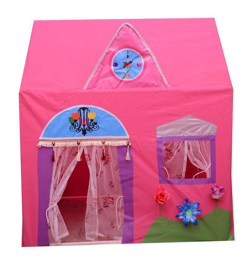 stunning Barbie Tents Part - 19: Cuddles Queen Palace Tent House