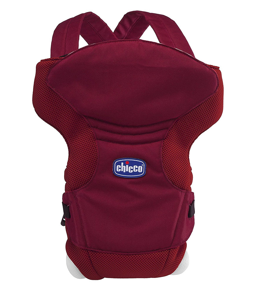 Buy Chicco Go Baby Carrier Red Online In India Kheliya Toys