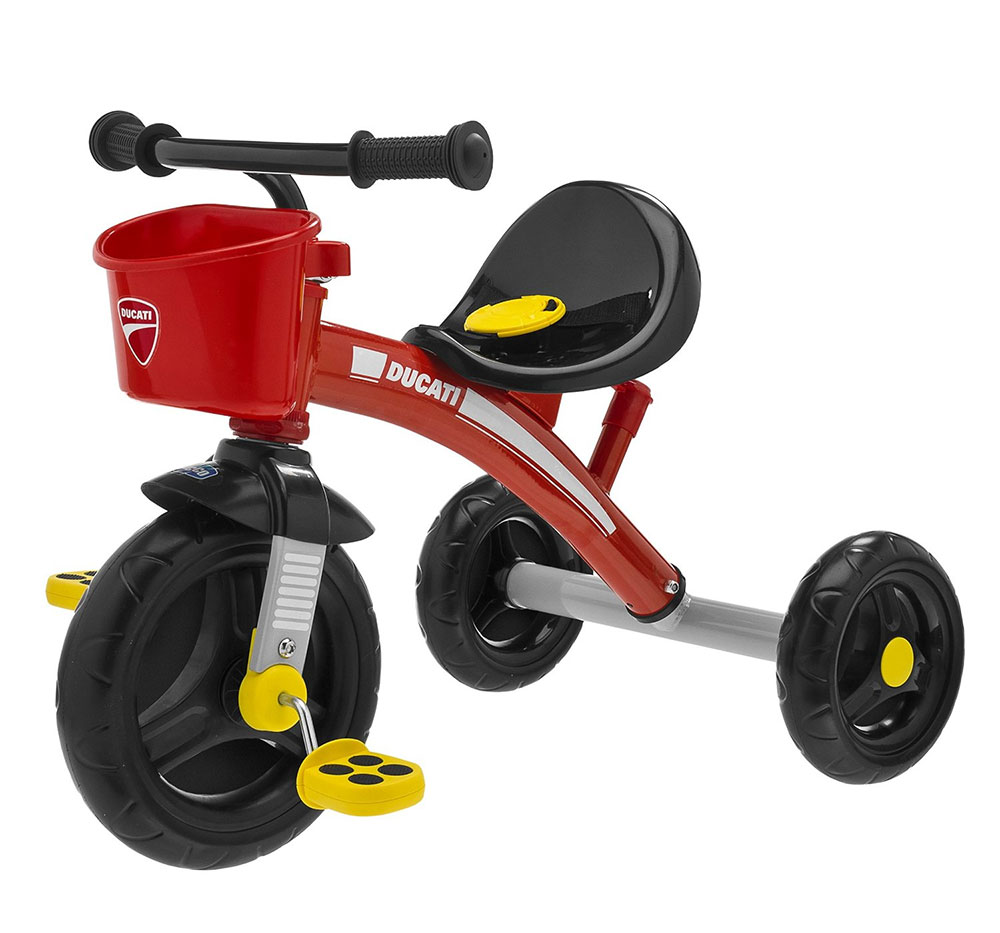 Buy Chicco 2 In 1 Tricycle Ducati Online In India