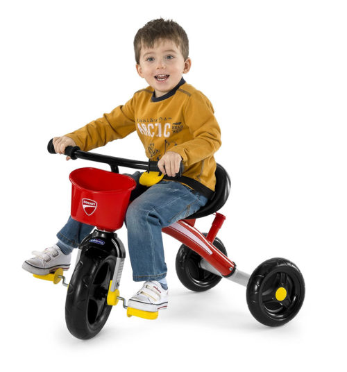 Chicco Toy-U-Go Tricycle Ducati