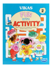 Navneet Fun With Activity Book Part-2
