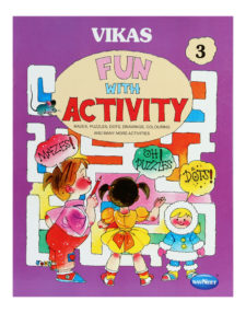 Navneet Fun With Activity Book Part-3