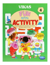 Navneet Fun With Activity Book Part-4