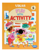 Navneet Fun With Activity Book Part-5