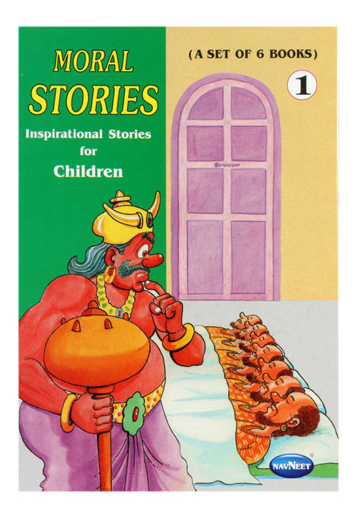Navneet Moral Stories Book Part-1
