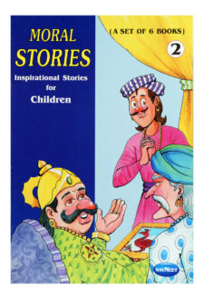 Navneet Moral Stories Book Part-2