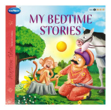 Navneet My Bed Time Stories Book Part-1
