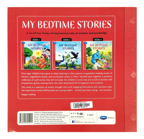 Navneet My Bed Time Stories Book Part-2