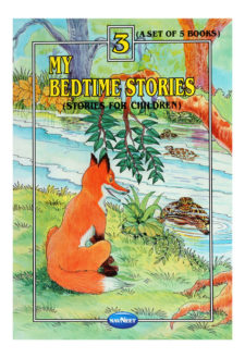 Navneet My Bed Time Stories Book Part-3