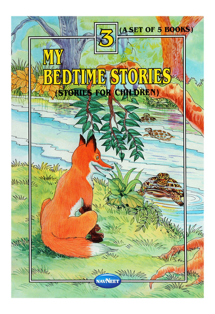 Buy navneet my bed time stories book part 3 online in for Bed stories online