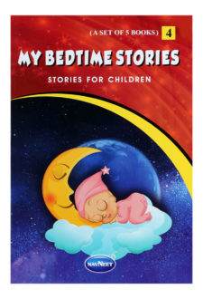 Navneet My Bed Time Stories Book Part-4