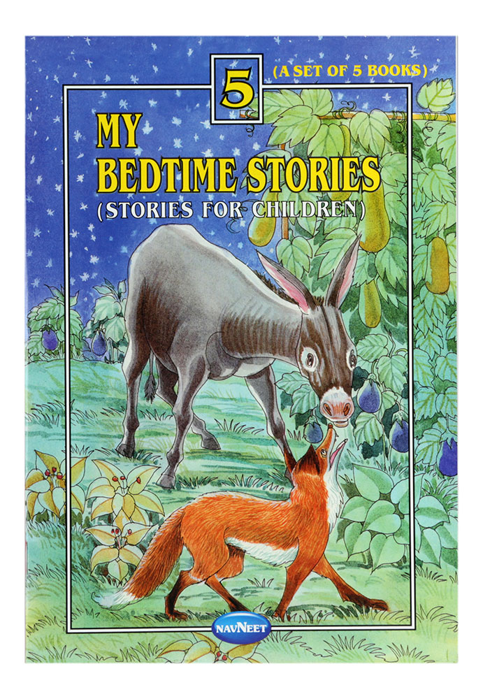 Buy navneet my bed time stories book part 5 online in for Bed stories online