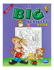 Navneet My Big Activity Book Part-2