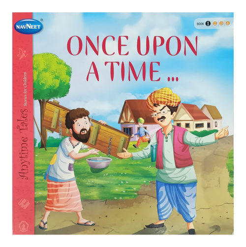 Navneet 'Once Upon A Time' Story Book Part-1
