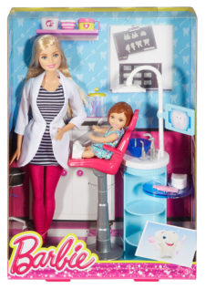 Barbie Careers Play Set Assortment DHB63 (Design May Vary)