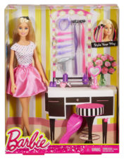 Barbie Doll & PlaySet DJP92