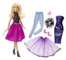Barbie Mix N Match BJW57