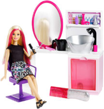 Beauty Salon & Doll DTK05