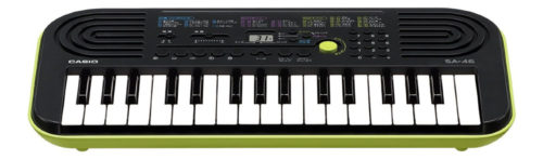 Casio Electronic Keyboard SA-46 Without Charger